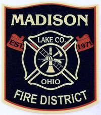 Madison, OH Fire Department