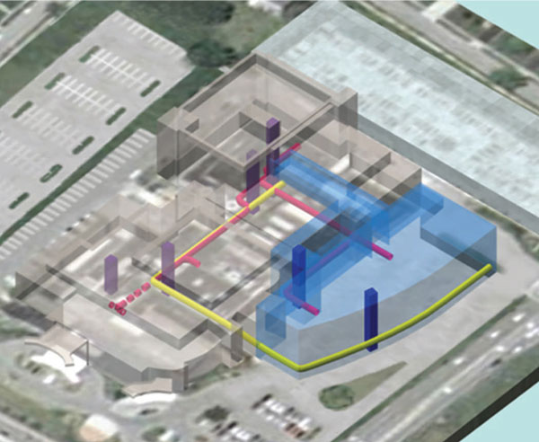 Hospital Strategic Facility Master Plan, Cincinnati, Ohio