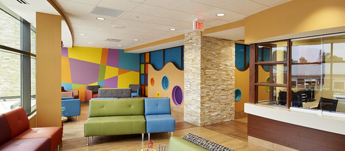 06 Wilson 2nd Floor Pediatrics Waiting Room Retouch_1160x840