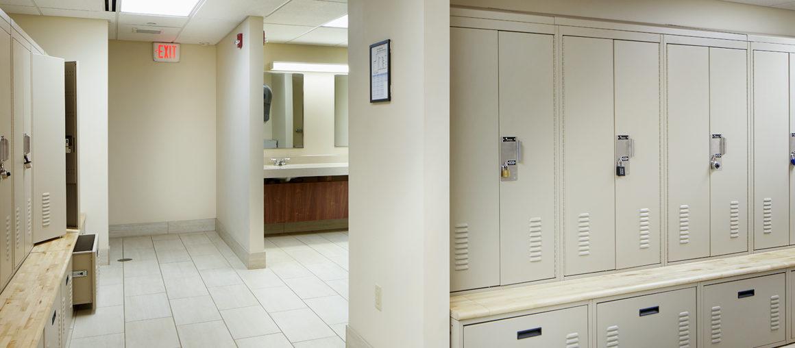 8 -Police Department Locker Room