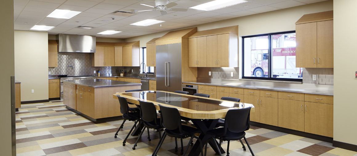 Brookville Station Kitchen and DIning Area 1160×840
